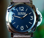 Panerai PAM 673 Marina Militare 3 Days 1950 Acciaio 47mm LTD