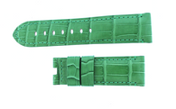 Panerai OEM Green Alligator 24/22