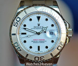 Rolex Yachtmaster Yellow Gold White Dial 40mm, Ref 16628-850, ON HOLD