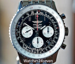Breitling Navitimer 01 Automatic Chronograph 43mm, Ref. AB0120