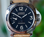 "Panerai PAM 417 Luminor ""Pig"" Dial Lady Liberty New York LTD, 44mm"