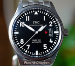 IWC Pilots Watch XVII Automatic Date 41mm on Bracelet IW3265-04