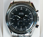 Omega Speedmaster Broad Arrow Steel on Steel Chronograph Ref. 3594.50.00