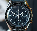 Omega Speedmaster Professional Chronograph Moon Watch 42mm, ON HOLD