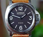 Panerai PAM 562 Luminor Base 8 Days Titanium 44mm