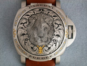 Panerai PAM 152 Luminor Sealand by Purdey Special Edition Lion #1