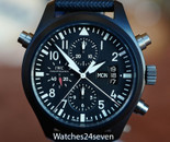 IWC Doppelgraph Ceramic Limited Edition 44 mm