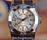 Roger Dubuis Easy Diver Steel w Copper Dial Limited Edition 46mm ON HOLD