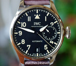 IWC Big Pilot Heritage Bronze Special Edition 46mm