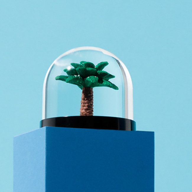 Snowglobe, Palm Tree