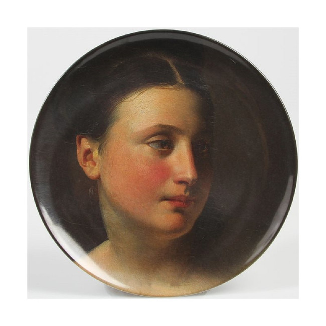 Melamine Plate, National Gallery Portraits Dubufe