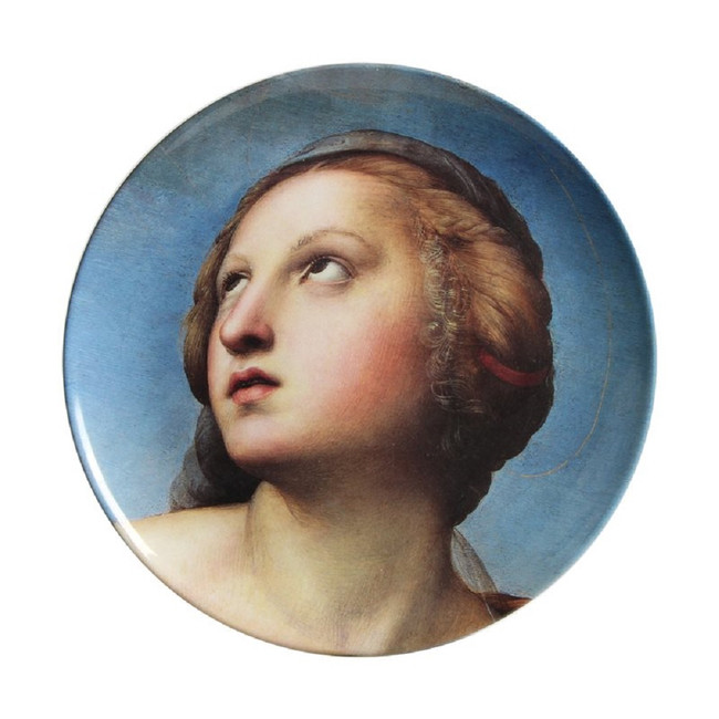 Melamine Plate, National Gallery Portraits Raphael