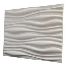 sample 3d decorative wall panel river