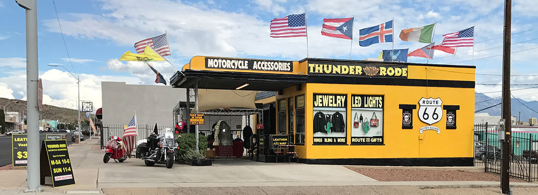 Thunder Rode Store Front