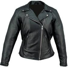 UNIK Ladies MC Jacket