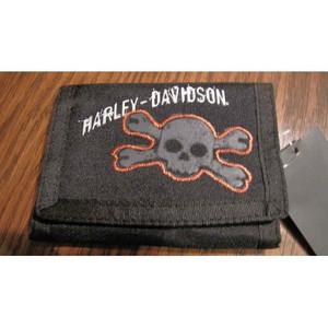 HD Wallet W/Skull
