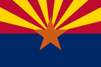 Arizona 3x5 Flag