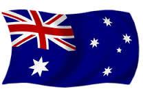 AUS 3x5 Flag