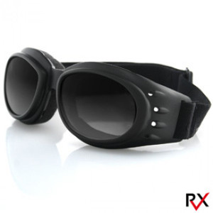 CRUISER II INTERCHANGEABLE GOGGLES, BLACK FRAME