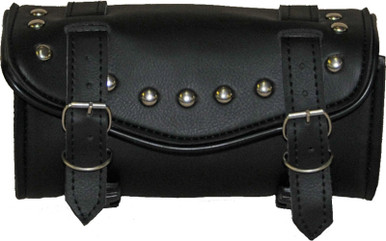 2 Strap Studded Tool Bag W/quick releases
