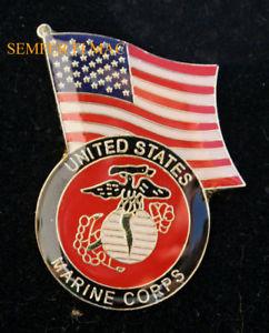 Marine Corp Pin