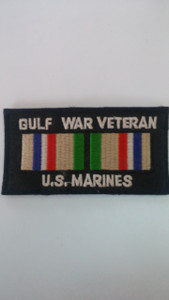 Gulf War Veteran U.S. Marines