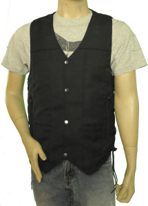 Textile 10 Pocket Vest