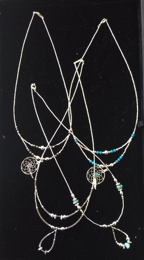 Navajo Dream Weaver  Necklace