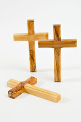 Catholic Cross (4 inches)
