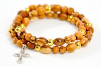 Rosary Spring Bracelet