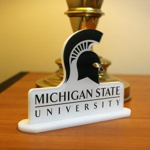FANStatuettes©, Michigan State University Shop, MSU, Spartans, MSU Spartan Products, Officially Licensed MSU products