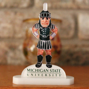 FANStatuettes©, Michigan State University Shop, MSU, Spartans, MSU Spartan Products, Officially Licensed MSU products, Photostatuettes, Photo Cut Outs, Photo Cutouts, Photo Sculptures, Acrylic Photostatuettes.