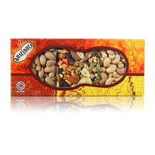 austiNuts Yummy Trio-Hostess lets you become the BEST host or hostess for your next party with this great mix!   Contains: Salted Almonds, Trail Mix & Salted Cashews