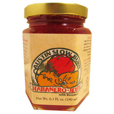 austiNuts carries Austin Slow Burn® Habanero Jellyto help you complete your perfect gift basket, care package, or if you are looking for a great quality Texas product.