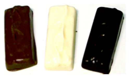 Hand poured sugar free chocolate bars by Diabeticfriendly