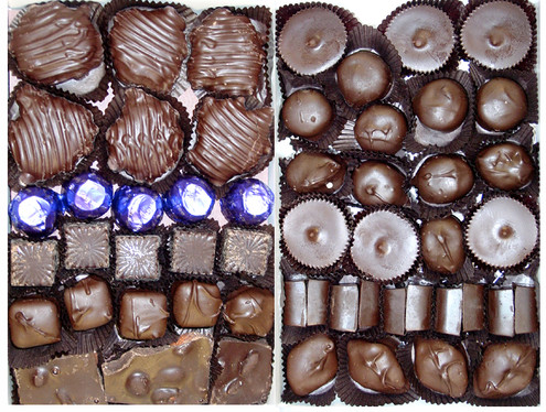 DiabeticFriendly's Dark Chocolate Assortment 28 oz, Sugar-Free