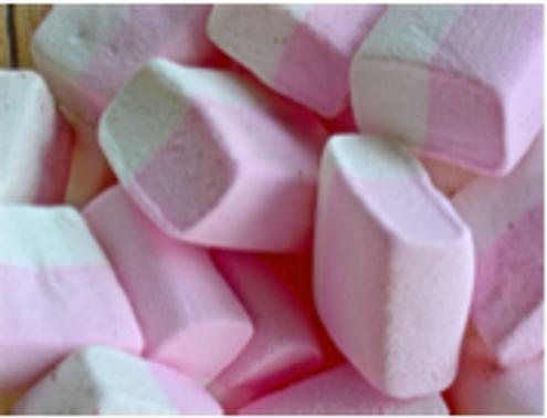 La Nouba Low Carb & Sugar Free Marshmallows, 75g