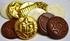Hanukkah Gelt, Sugar Free, Assorted, Milk, Dark or White (6 - 1/2 oz coins)