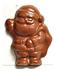 MINI Sugar Free Chocolate Christmas Santa  .4oz, individually wrapped  (MIX or MATCH) (set of 3)