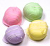 Sugar Free Chocolate Covered Butter Creams in Easter Pastels, set of 4, acetate bag w/bow 2.7 oz
