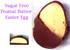 Sugar Free Milk Chocolate Egg - Peanut Butter Filled  (small) 1 oz