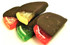 Hand Dipped Sugar Free Chocolate Covered Fruit Slices 6 oz bag