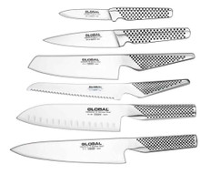 Global Ikasu 7pc Knife Block Set