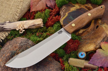 Bark River Knives Kalahari II - American Walnut