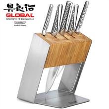 Global Katana 6 Piece Knife Block Set (79586)