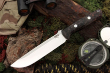 Bark River Bravo 1.5 Black Elder Burl - A2