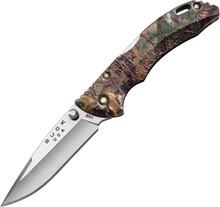 Buck Bantam BBW RealTree Xtra camo handles