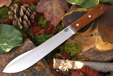 Bark River Knives Mountain Man 3V Large - Dersert Ironwood #2