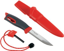 Light My Fire Swedish Fire & Knife - Red