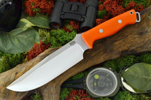 Bark River Bravo Survivor Blaze Orange G-10